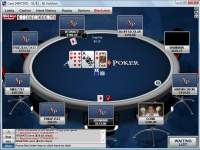 Absolute poker room