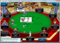 Full tilt poker room